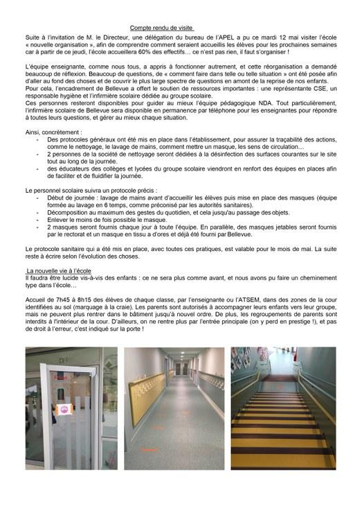 Actualites Ensemble Scolaire Assomption Lyon